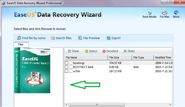 EaseUs Data Recovery Wizard Torrent