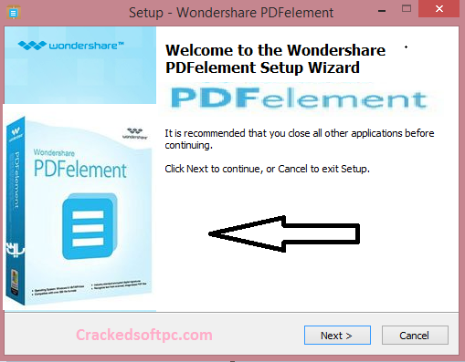 Wondershare PDFelement Key