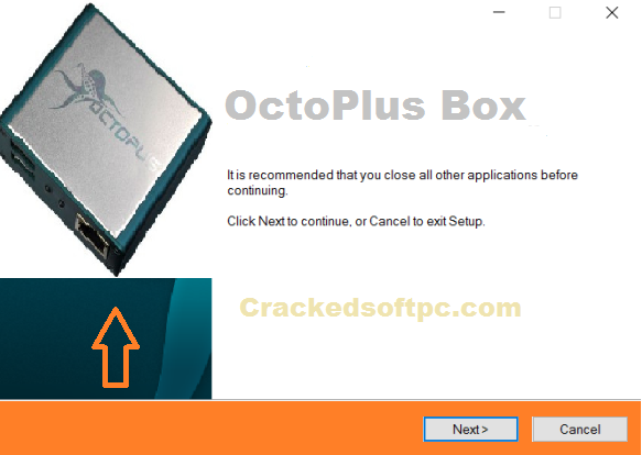 OctoPlus Box Key