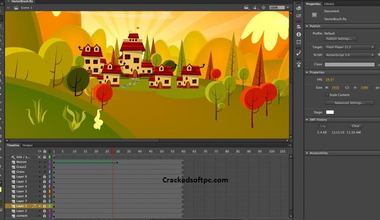Adobe Animate Key
