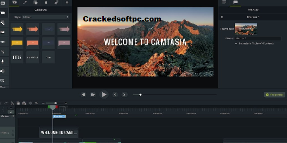 Camtasia Studio Key