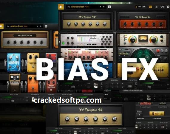 Positive Grid BIAS FX Crack